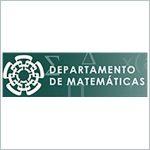 Logo Departamiento de Matematicas UNAM