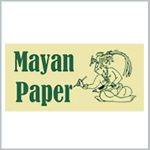 Logo Mayan Paper
